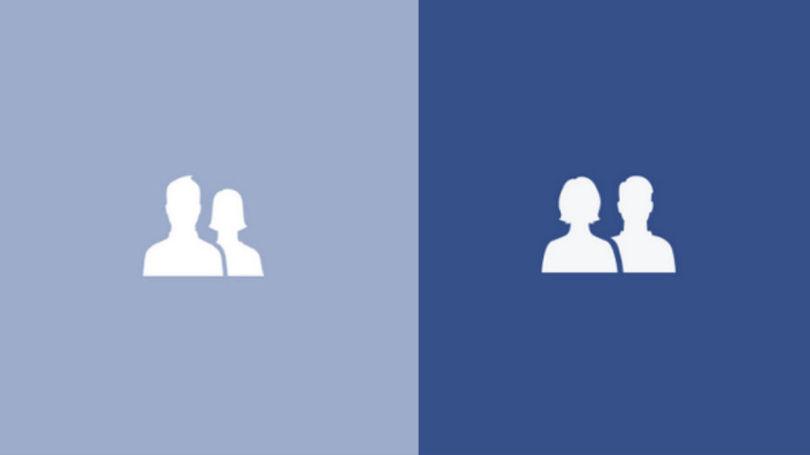 actalité, facebook, icone, parité