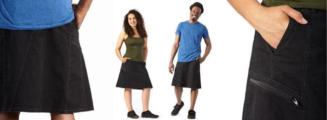 La jupe pour homme