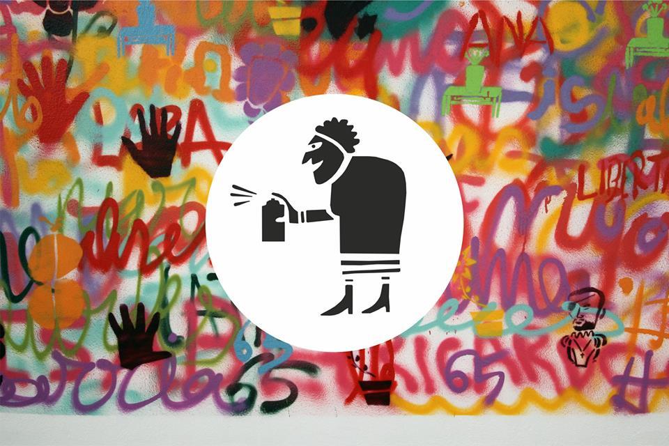 Lata 65 - Street Art Lisbonne