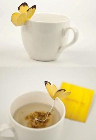 Le sachet de thé intelligent packaging