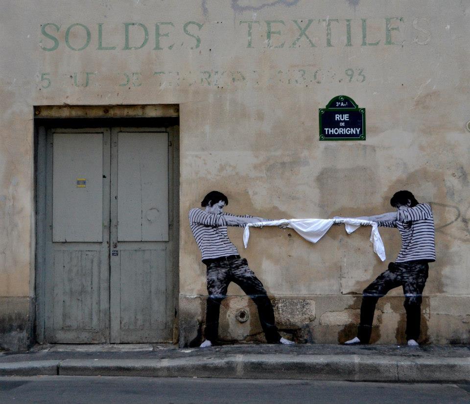 Levalet - Chiffonniers - Paris III