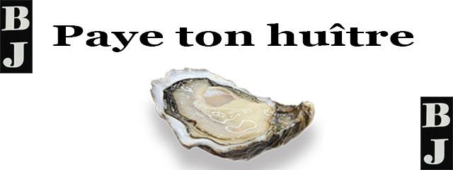 Paye ton huître à la Brasserie Jaurès, dimanche 11 octobre