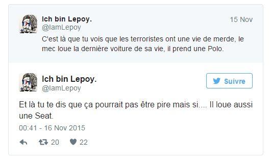 Ich bin Lepoy