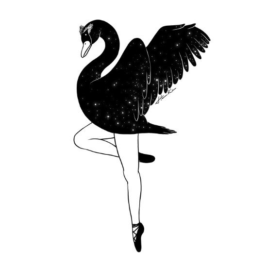 Henn Kim Black Swan